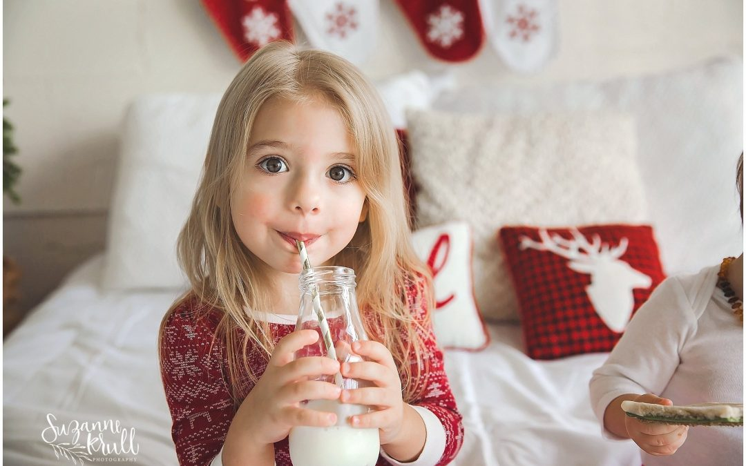 Limited Edition Cookies and Milk Sessions | Chicago Family Photographer