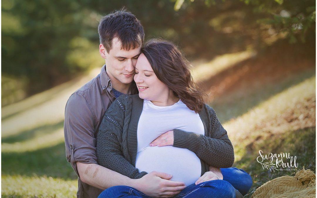 Maternity | Sycamore, Illinois Newborn & Family Photographer