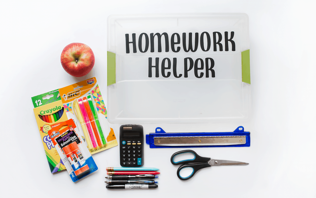 Back to School Tips | DIY Homework Helper