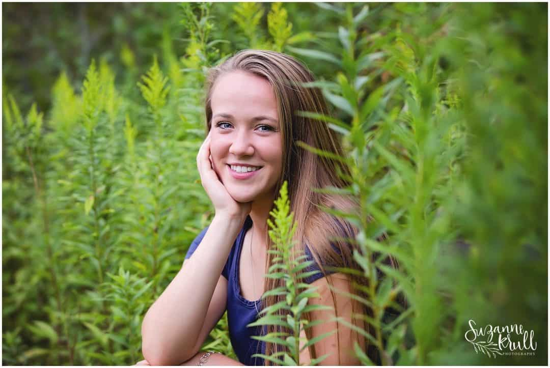St Charles East High School Senior Pictures Suzanne