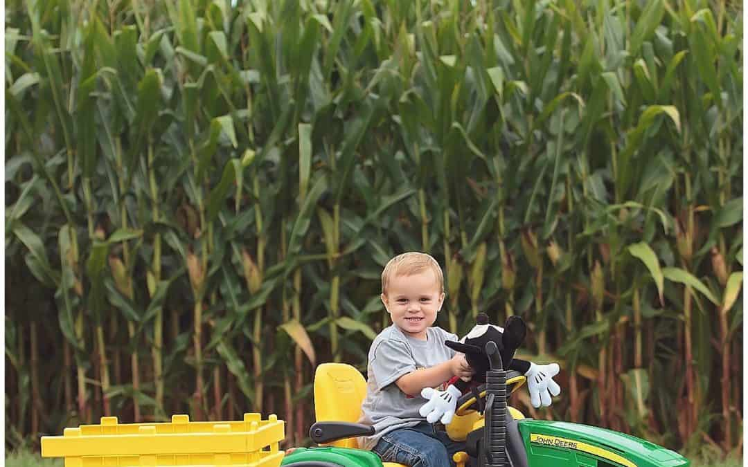 John Deere Photoshoot | Sycamore IL Photographer