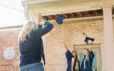 5 Reasons to Have a Yearbook Photo AND a Senior Portrait Session